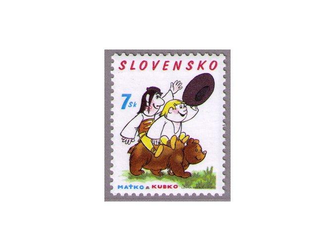 SR 2003 / 298 / Maťko a Kubko