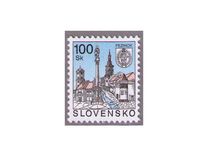 SR 2003 / 309 / Mestá - Pezinok