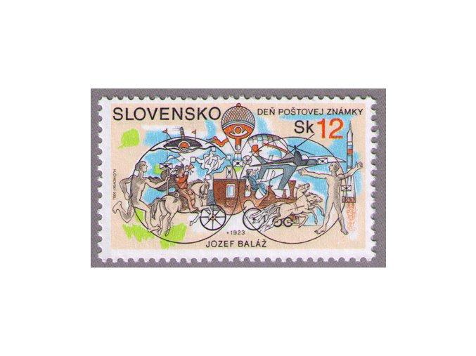 SR 2003 / 316 / Deň poštovej známky