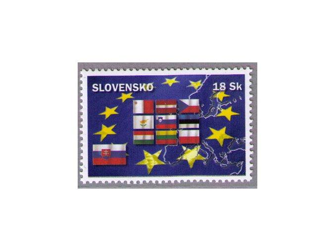 SR 2004 / 325 / Vstup do Európskej únie