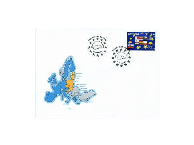 SR 2004 / 325 / Vstup do Európskej únie / FDC