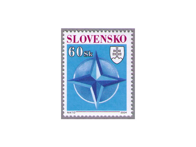 SR 2004 / 326 / Vstup do NATO