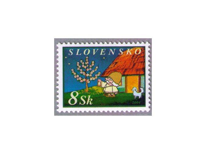 SR 2004 / 327 / Deduško z Večerníčka