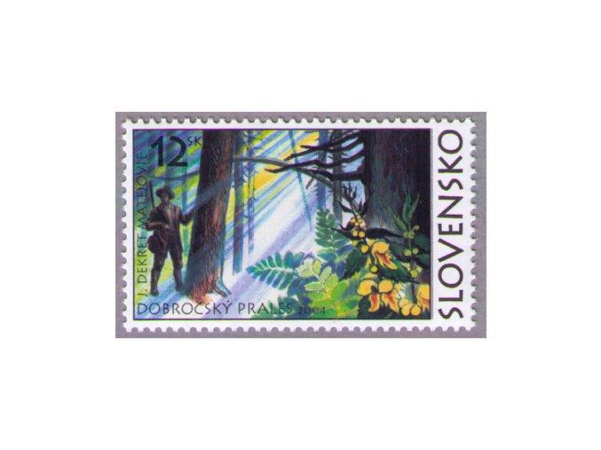 SR 2004 / 330 / Lesy SR - Dobročský prales