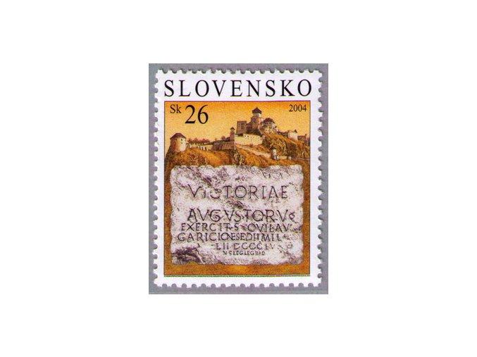 SR 2004 / 334 / Rímske légie v Trenčíne