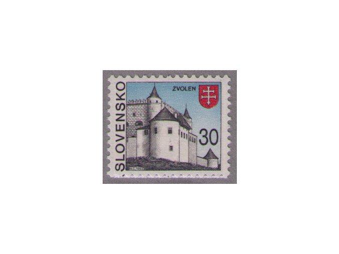 SR 1993 / 018 / Mestá - Zvolen