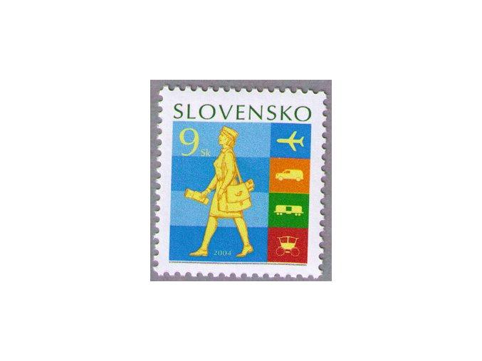 SR 2004 / 344 / Deň poštovej známky