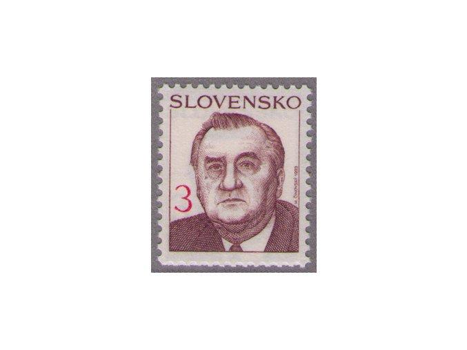 SR 1993 / 019 / Prezident SR Michal Kováč