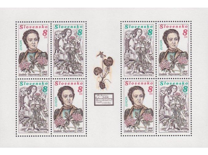 SR 1996 / 089-090 / EUROPA - slávne ženy PL