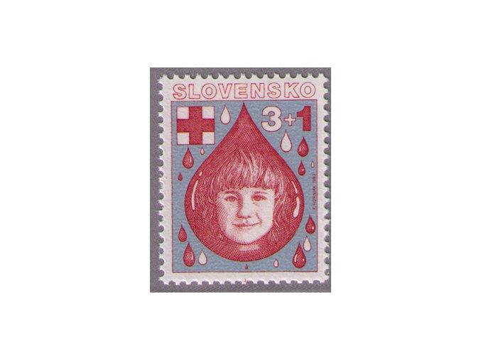 SR 1993 / 021 / Červený kríž