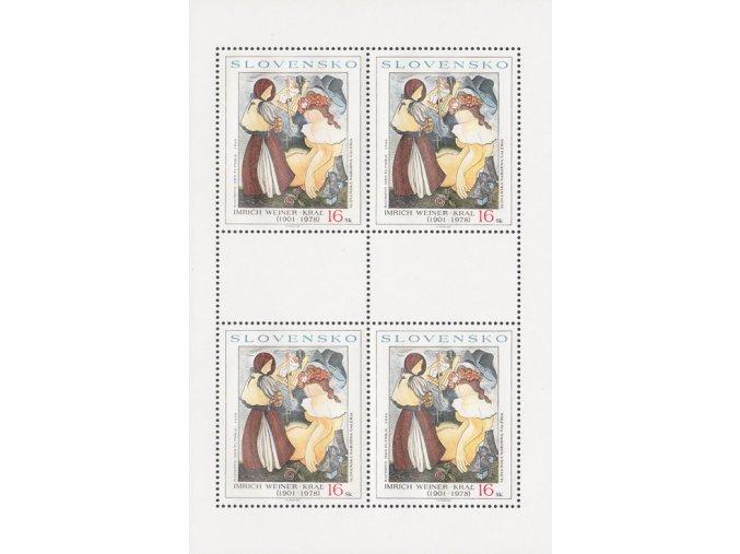 SR 2001 / 250-252 / Umenie PL (3)