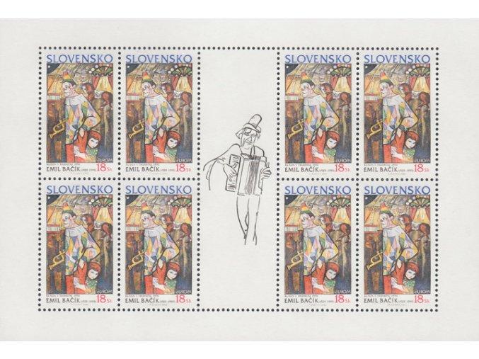 SR 2002 / 263 / EUROPA - cirkus PL