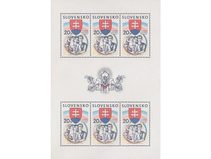 SR 2003 / 284 / 10 rokov Slovenskej republiky PL