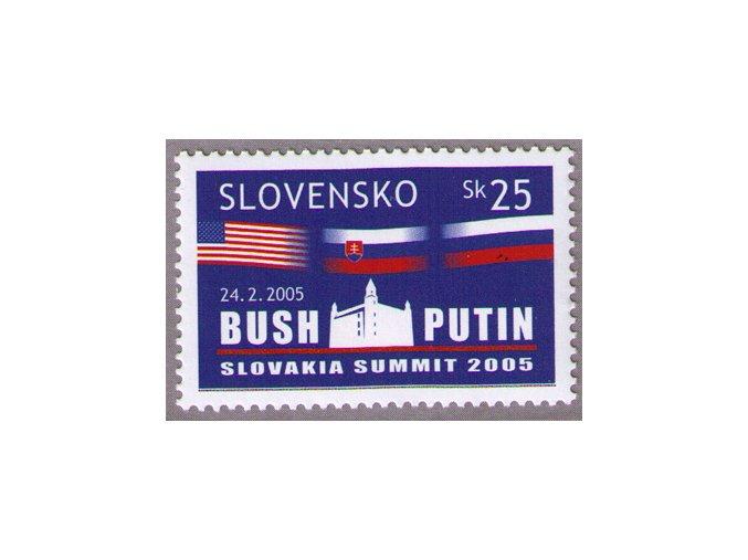 SR 2005 / 348 / Slovakia Summit
