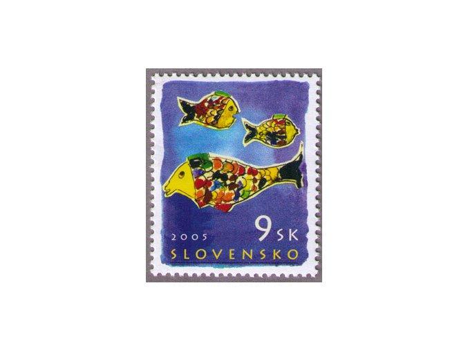 SR 2005 / 356 / Detská známka
