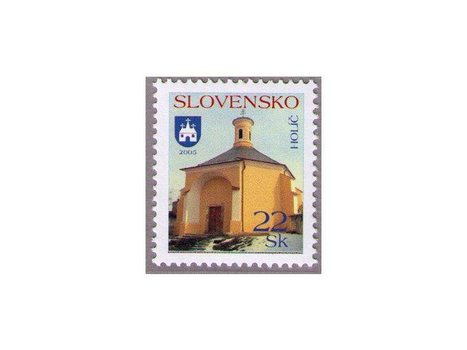 SR 2005 / 358 / Mestá - Holíč