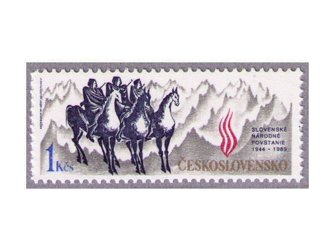 ČS 1989 / 2902 / Výročie SNP **