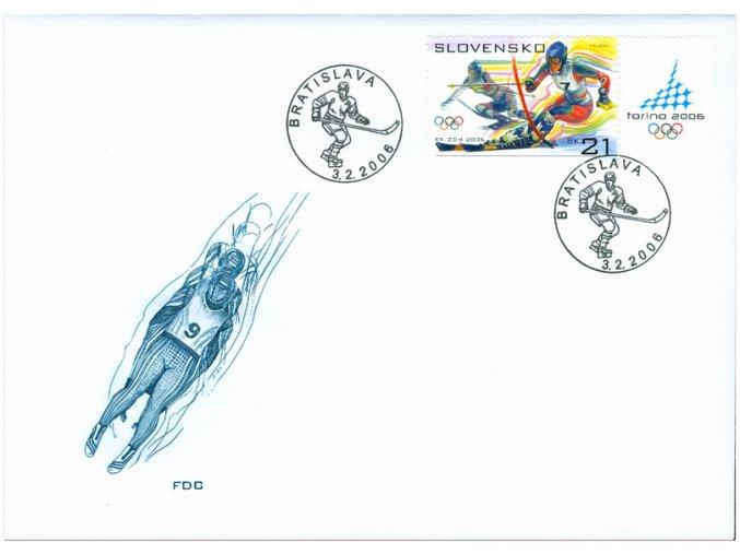 SR 2006 / 369 / ZOH Turín / FDC