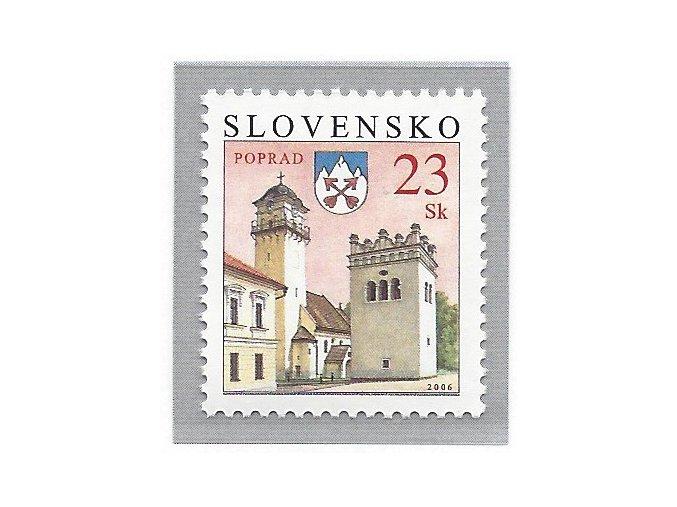 SR 2006 / 370 / Mestá - Poprad