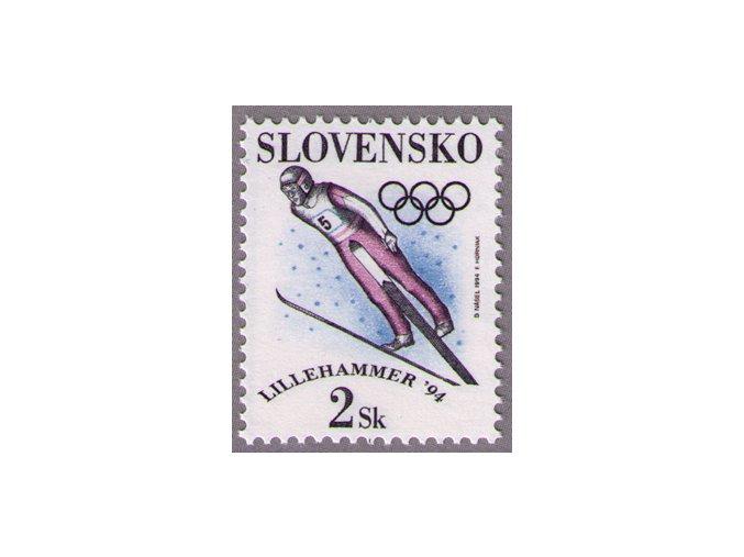 SR 1994 / 026 / ZOH Lillehammer