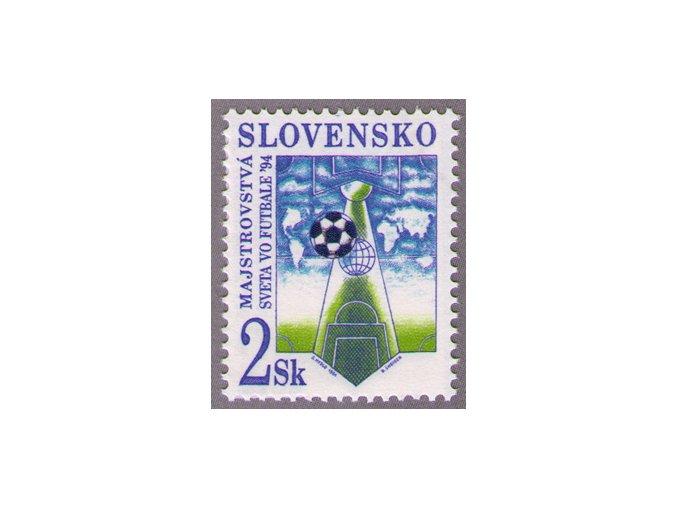 SR 1994 / 032 / MS vo futbale v USA