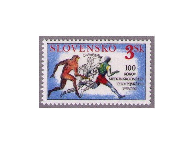 SR 1994 / 033 / Olympijské hnutie