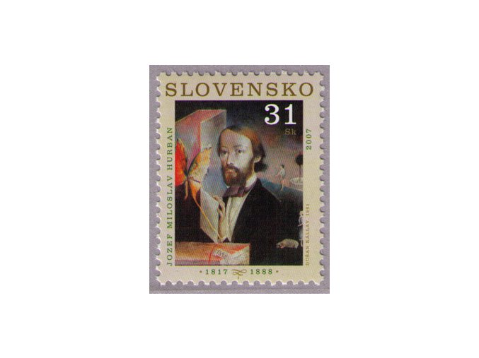 SR 2007 / 405 / Osobnosti - Jozef Miloslav Hurban