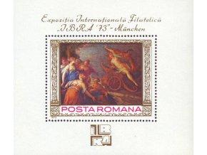 Rumunsko 3122 Bl 104