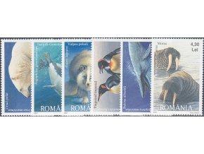 Rumunsko 6256 6261