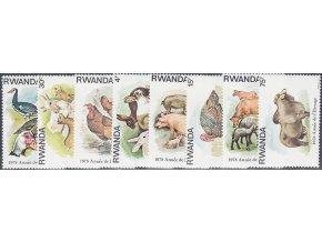 Rwanda 0966 0973