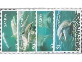 Samoa 0860 0863
