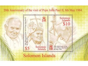 Solomon 1133 1134 Bl 75