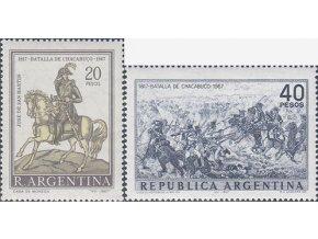 Argentína 0974 0975
