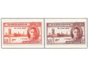 barbados 0175 0176
