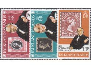 Falkland isl H R. Hill