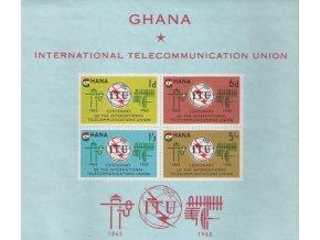 Ghana 0210 0213 Bl 17