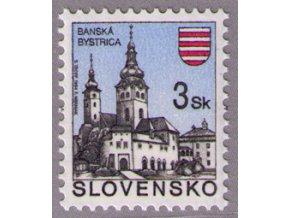 SR 1994 / 045 / Mestá - Banská Bystrica