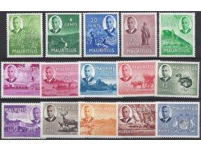 Mauritius 0227 0241