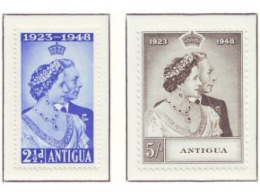 Antigua 0092 0093
