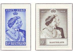 Basutoland 0039 0040