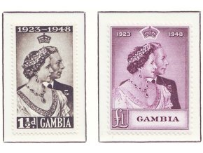 Gambia 0141 0142