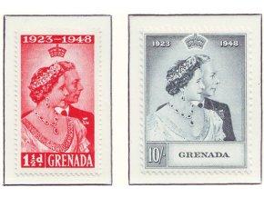 Grenada 00137 00138