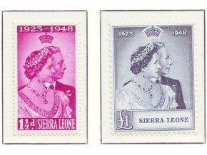 Sierra Leone 0169 0170