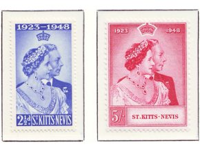 St Kitts Nevis 0086 0087