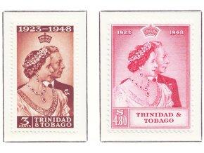 Trinidad a Tobago 0147 0148