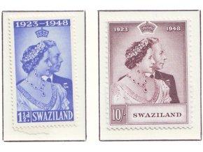 Swaziland 0048 0049