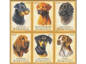 Rumunsko 5982 5987