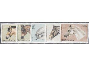 Rumunsko 6439 6443