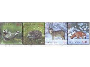 Moldavsko 0759 0762