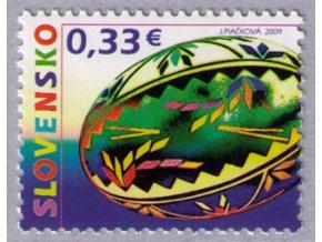 SR 2009 / 450 A / Veľká noc